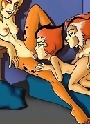 Lustful ThunderCats